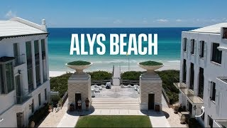 ALYS BEACH is the most beautiful beach I've EVER seen