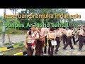 Serunya pramuka indonesia Ponpes Ar ridho Sentul