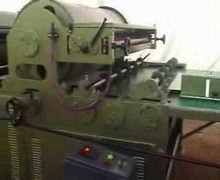 Four Color Paper Flexo Printer Machine