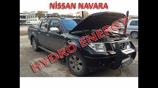 Nissan Navara hidrojen yakıt sistem montajı