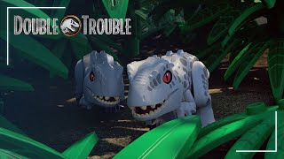 Jurassic World: Double Trouble Trailer