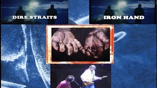 DIRE STRAITS - IRON HAND Video Format (1991)
