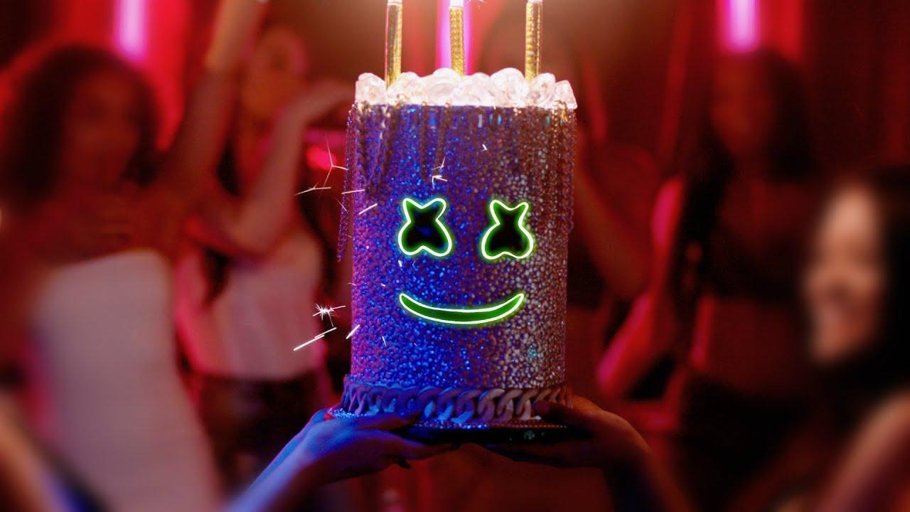 Marshmello ft. Tyga & Chris Brown — Light It Up