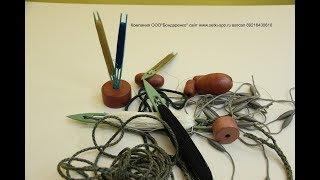 Как завязать узлы на рыболовных сетях
