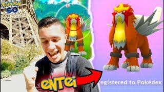 Download Youtube: I GOT ENTEI IN POKÉMON GO EARLY! NEW LEGENDARY IN THE DEX!