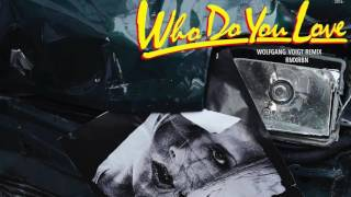 Who Do You Love (Wolfgang Voigt New Romatic Remix) - Robyn feat. Kindness (Video)