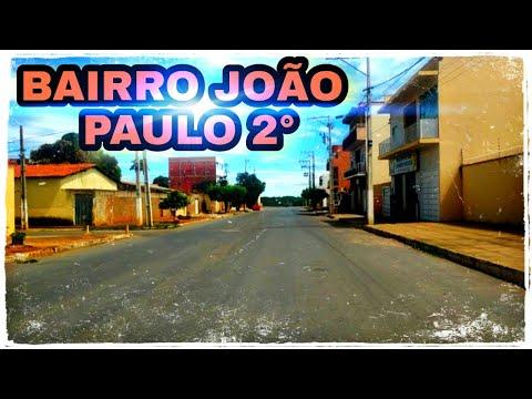 Bairro Joo Paulo 2 Bom Jesus da Lapa