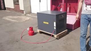 Газовые генераторы Gazvolt Standard 6250 Neva 01 от компании Магазин газовых генераторов GAZVOLT - видео