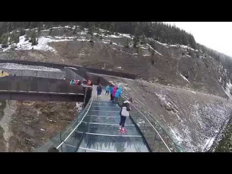 Glacier Skywalk An Adrenaline Pumping Experience