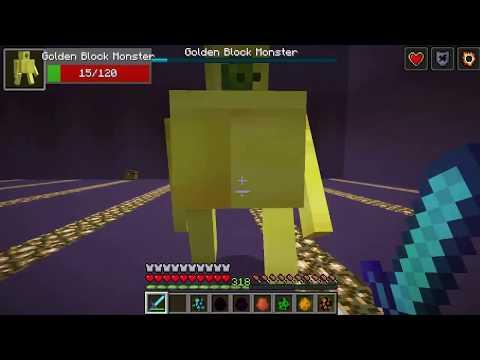 Minecraft Mod - Living Block Monsters Reborn