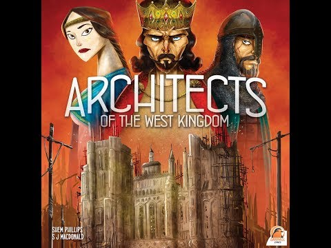 Ötvenkilencedik rész - Architects of the West KIngdom - A kocka el van vetve