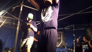 Video F.A.King - Jacket Tight [ Live At FHMF2 / Unofficial Video ]