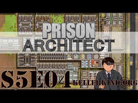 Prison Architect [HD|60FPS] S05E04 – Keine Zeit für Mitleid ★ Let's Play Prison Architect