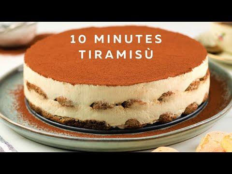 How To Make Tiramisu In 10 Minutes | Easy Alcohol-free Tiramisu | Fuzz & Buzz