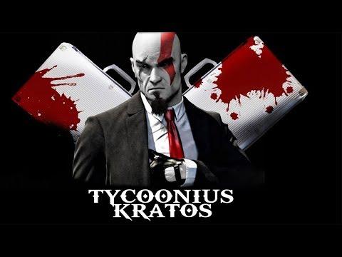 Ω GOD OF WAR - KRATOS TYCOONIUS    MODE HARD    ATÉ ZERAR (PS3)