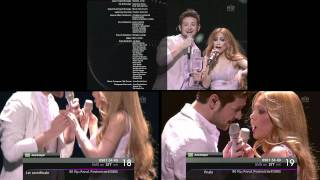 Running Scared - Ell/Nikki - Eurovision Song Contest 2011