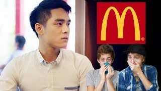 EMOTIONAL GAY COMMERCIALS   Gay Couple REACTION