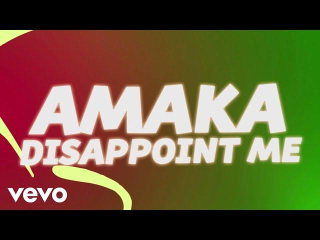 2baba-amaka-lyric-video