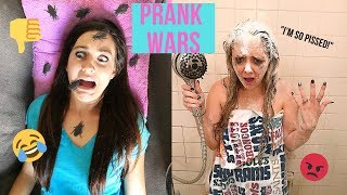 BESTFRIEND PRANK WARS!! *CRAZY PRANKS*