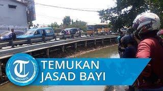 Video Kesaksian Petugas UPK Badan Air setelah Menemukan Jasad Bayi di Kali Barat Baru