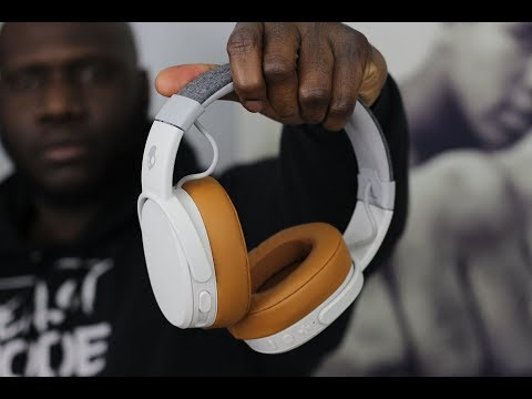 Skull Candy Crusher Wireless Headphones Review | New Gym Headphones?