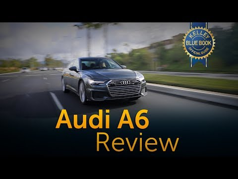 External Review Video qGled_t8bCY for Audi A6 Sedan (C8, Typ 4K)