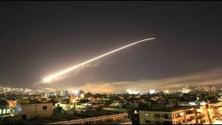 RAW USA Airstrikes Syria End Times News Update April 13 2018 News