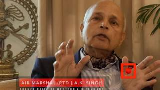 How to become a Top Defence Officer   By Air Marshal (Rtd.) A.K. Singh   Episode 1