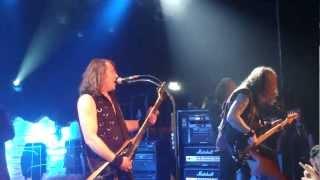 HELLOWEEN & KAI HANSEN halloween-how many tears-heavy metal is the law