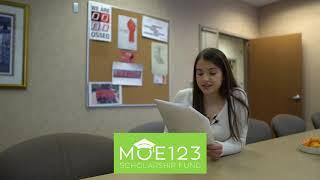 Meet 2020 Moe123 Scholar Lauren Seeger