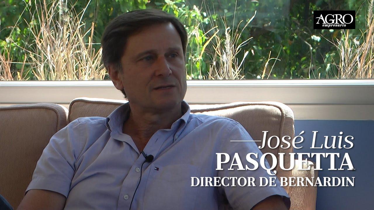 José Luis Pasquetta - Director de Bernardin