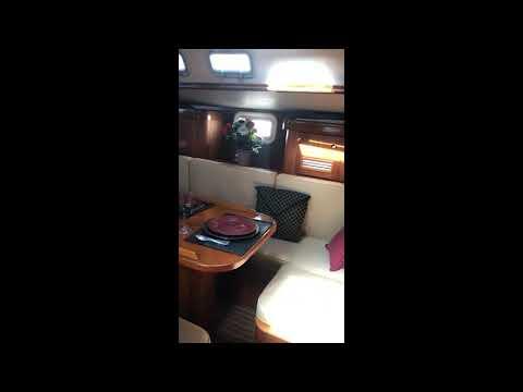 Beneteau Oceanis 510 video