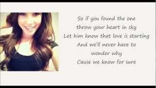 Madison Beer feat. Cody Simpson - Valentine Lyric Video - Video Youtube
