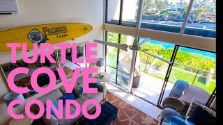 Maui Vacation Rental Condo Tour    Napili Bay Turtle Cove Condo (we Werent Paid To Do This)