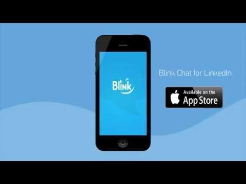 Video of Blink Chat for LinkedIn™
