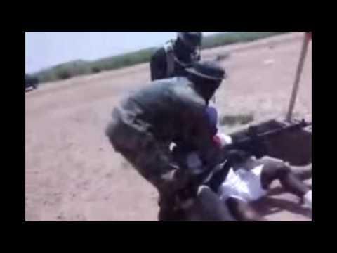 NIGERIAN ARMY UNDER LOW TRAINING