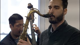 Chad Lefkowitz-Brown Standard Sessions #12 - When Will The Blues Leave (Ornette Coleman)