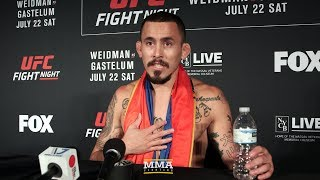 Marlon Vera Wants Winner of Rivera-Almeida, Dreams of Headlining UFC Card in Ecuador - MMA Fighting