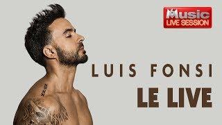 Luis Fonsi Refait Sa M6 Music Live Session : 2 Titres En Live + Une Interview Exclusive
