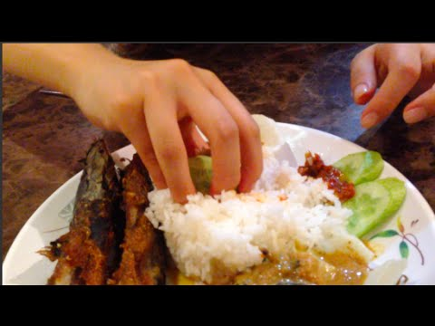 Video Indonesian Food in Korea!!