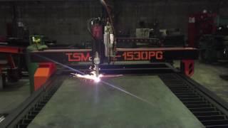 Plasma Cnc Cutting Machine TSMcnc
