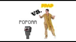 PPAP vs. POPOAA (PPAP vs. Minecraft) - First Original Video.