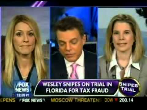 Courtney Pilchman Discusses the Wesley Snipes Tax Case on Studio B