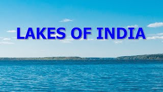 LAKES OF INDIA