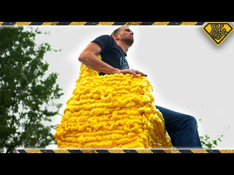 Can You Make a Chair From Spray Foam?