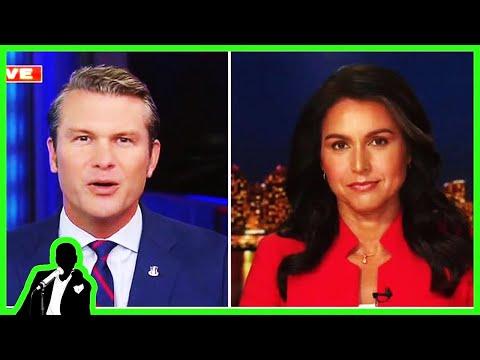 Tulsi Goes On Fox News Tour Of Wrongness