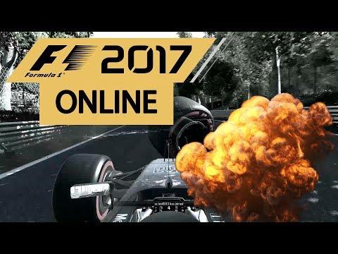 F1 2017 - Online Carnage