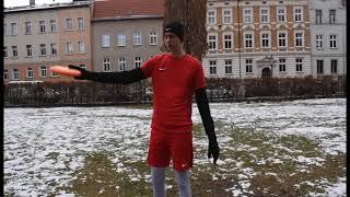 Frisbee mit John (Lernvideo)