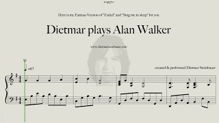 Dietmar plays Alan Walker