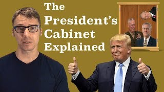 The American President's Cabinet Explained